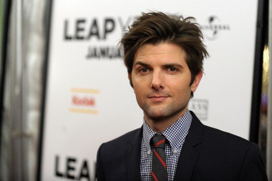 Hot Tub Time Machine 2 Will Star Adam Scott
