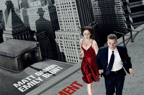 adjustment bureau movie poster 01 486x321 Two New Posters For The Adjustment Bureau