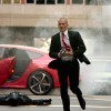 Tense New Images From Hitman: Agent 47 Highlight Rupert Friend, Zachary Quinto And Hannah Ware