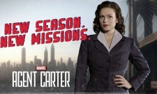 Marvel's Agent Carter Kickstarts Production On Season 2; First Set Photo Appears