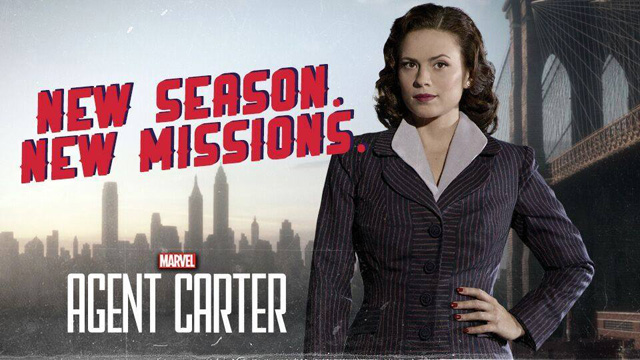 Agent Carter Producers Would Love To Do A Series Revival