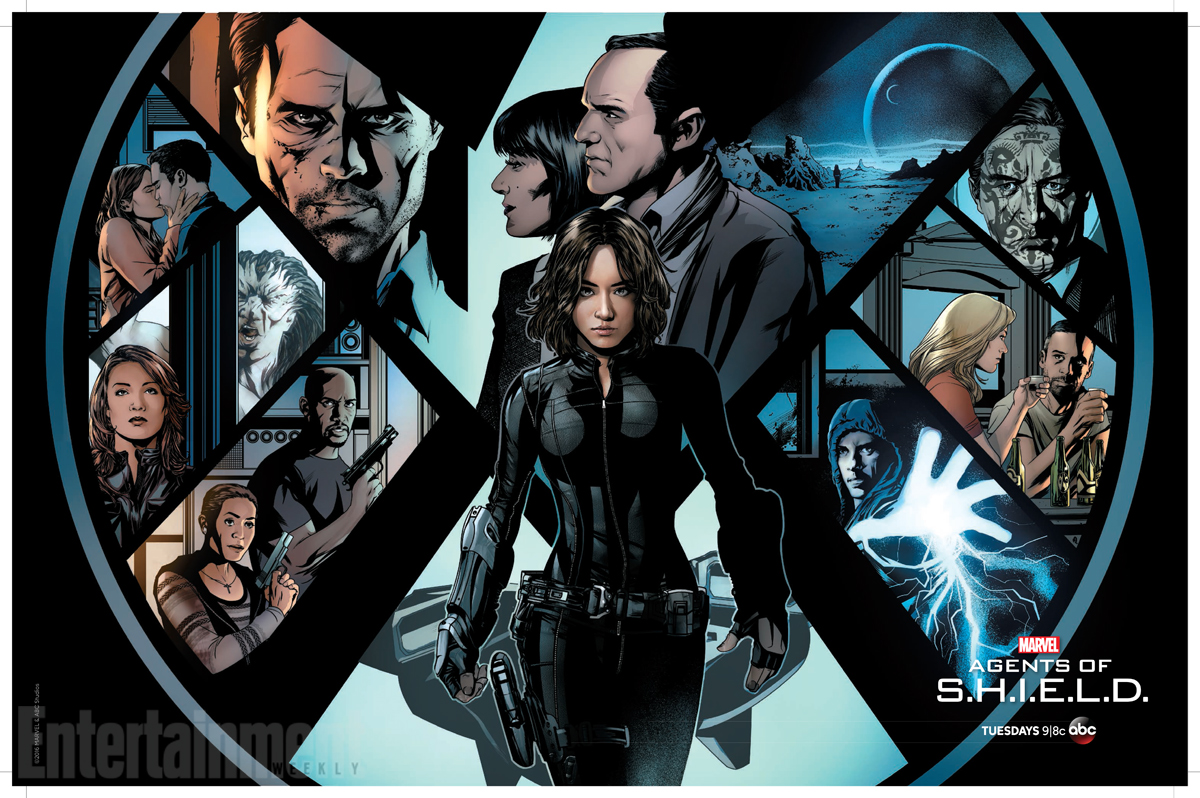 Agents of S.H.I.E.L.D. Debuts New WonderCon Poster, EP Hints At Upcoming Episodes
