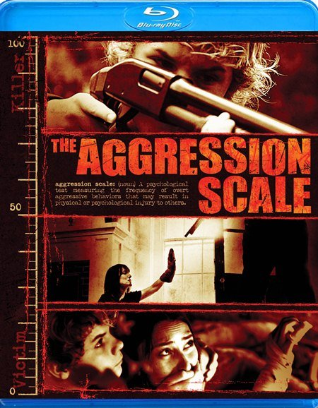 CONTEST: Win The Aggression Scale On Blu-Ray