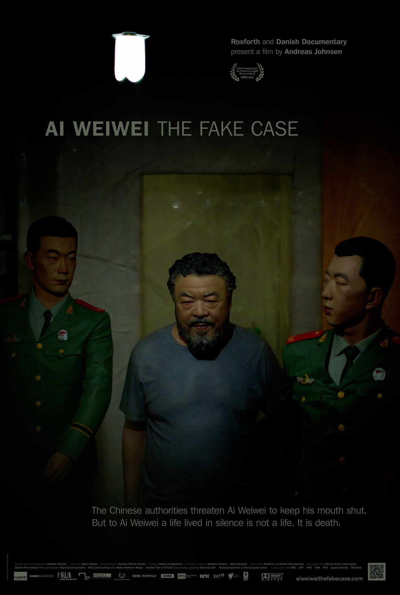 Ai Weiwei: The Fake Case Review