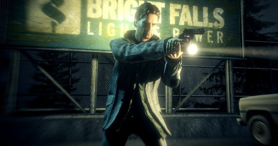Alan Wake DLC Packs, The Signal And The Writer, Are Free On Xbox