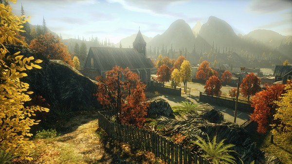 10 Gaming Worlds That We'd Love To Live In