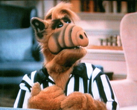 Hide Your Cats, An ALF Movie Is On The Way