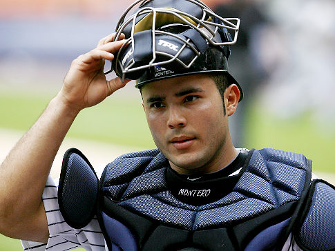 Jesus Montero: The Yankees Next Big Thing
