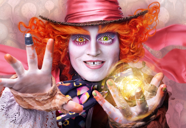 Underland Beckons In Mind-Bending New Clips For Alice Through The Looking Glass