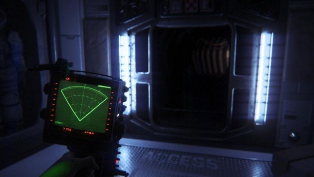 alien isolation screenshot 2