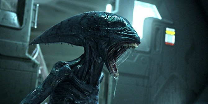 Skyfall Scribe Drafted In To Revise Script For Ridley Scott's Alien: Paradise Lost