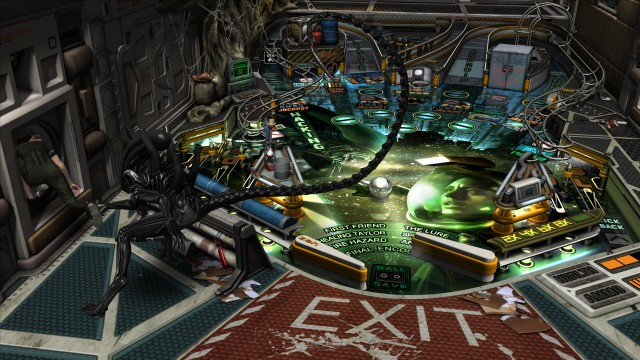 Aliens vs. Pinball Review