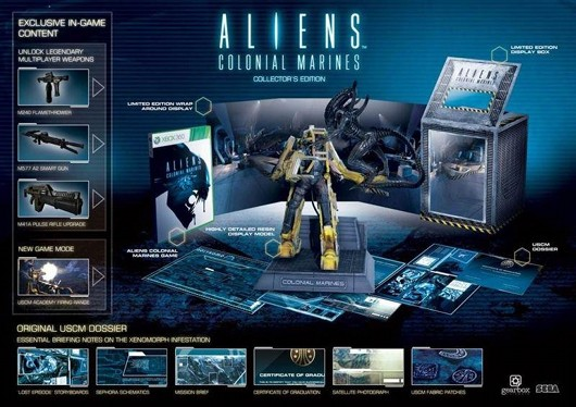 Is This The Aliens: Colonial Marines Special Edition Set?