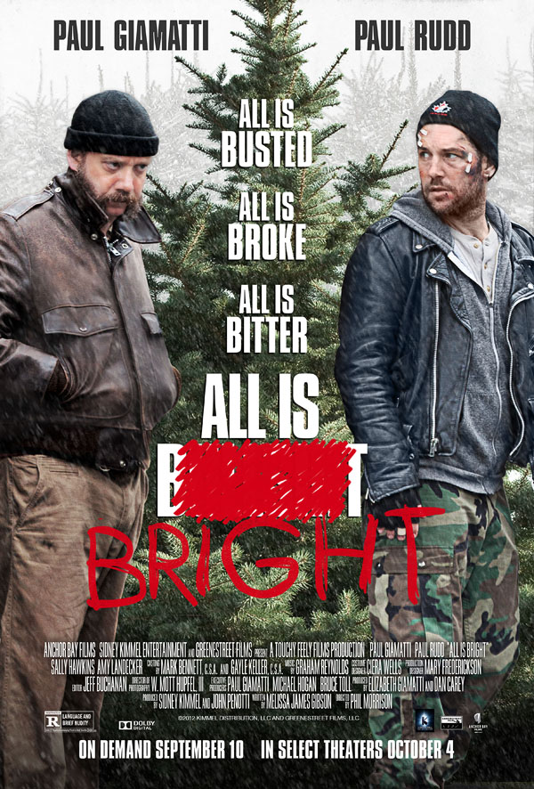 All Is Bright Review