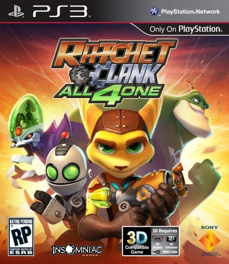 Ratchet And Clank: All 4 One Review