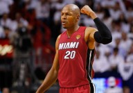 Ray Allen Becomes a Heat