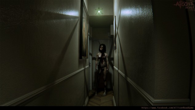 Cancelled P.T.-Inspired Indie Game Allison Road Back From The Dead