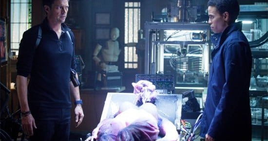 "Almost Human Review: ""Skin"" (Season 1, Episode 2)"