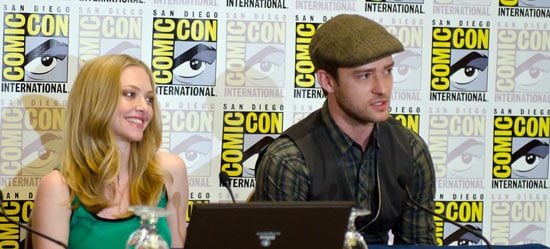 Justin Timberlake And Amanda Seyfried Are In Time