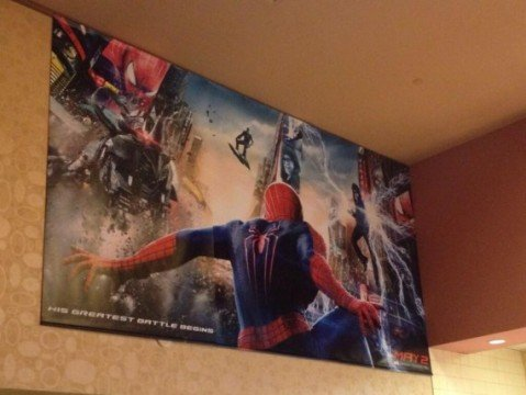New Amazing Spider-Man 2 Posters Suggest More Villains And Subtitle
