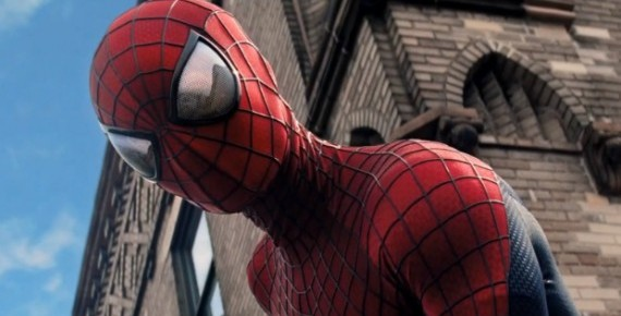 The Amazing-Spider Man 2 Footage Revealed With In-Flight Action, Times Square Destruction, Vicious Villains & More