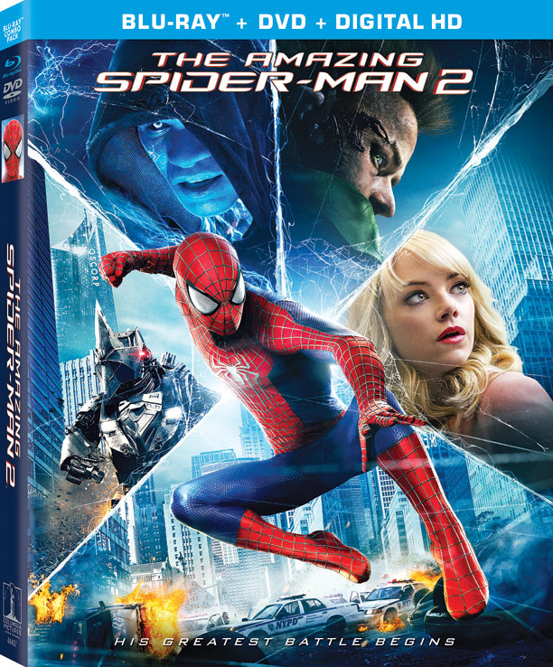 The Amazing Spider-Man 2 Blu-Ray Review