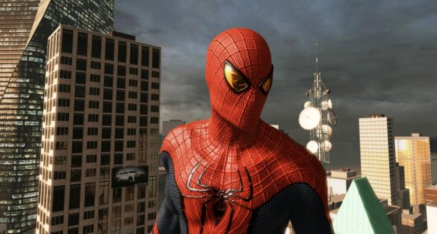 2012's The Amazing Spider-Man To Receive PlayStation Vita Port