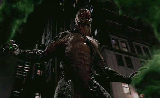 New Clip For The Amazing Spider-Man Focuses On The Lizard