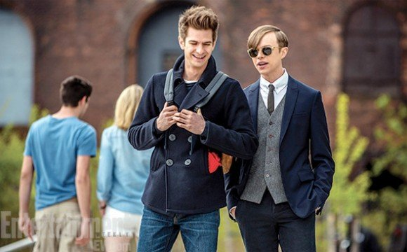 Andrew Garfield Says There's No Reason Spider-Man Can't Be Gay