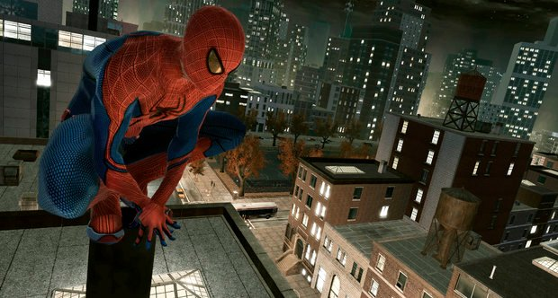 The Amazing Spider-Man 2 Video Game Introduces The Kingpin