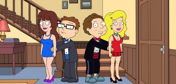 "American Dad! Season Premiere Review: ""Steve and Snot's Test-Tubular Adventure"" (Season 9, Episode 1)"