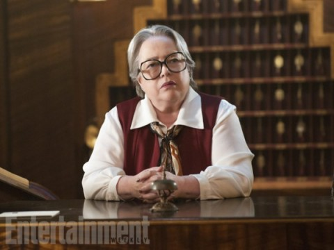 Kathy Bates Teams Up With Chuck Lorre For Pot Comedy Disjointed