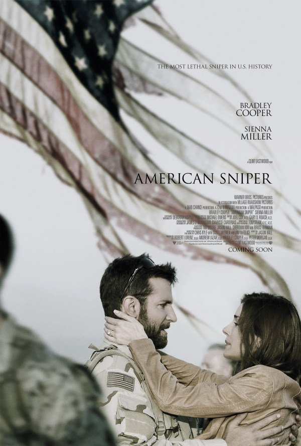 Bradley Cooper's At War In Explosive New Trailer And Clip For American Sniper