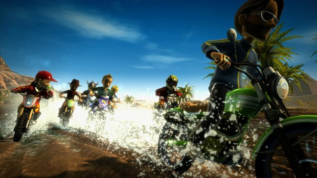 amx e3 2012 screen 3 Motocross Madness Review