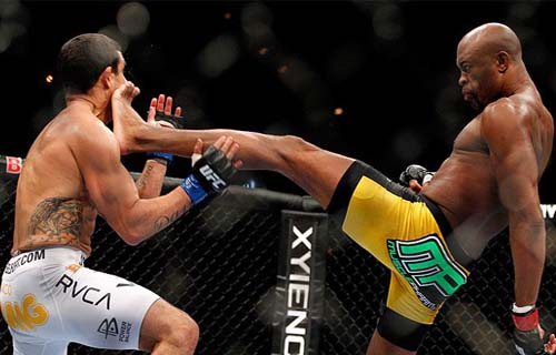 anderson silva vs belfort From Flyweight To Heavyweight: What's Next For The UFC's Champions?