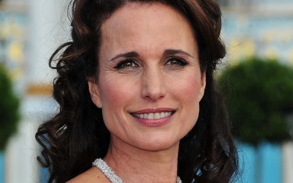 Andie MacDowell Signs Up For Male Stripper Action In Magic Mike XXL