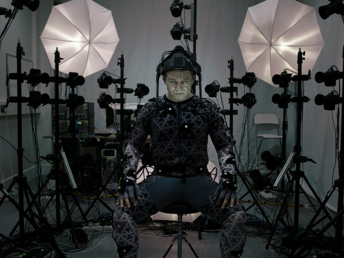 andy serkis star wars the force awakens
