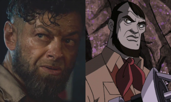 Who Is Andy Serkis Playing In Avengers: Age Of Ultron?