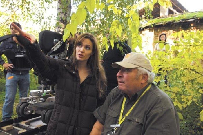 Angelina Jolie Will Tackle Ivory Poachers For Next Directorial Gig, Africa