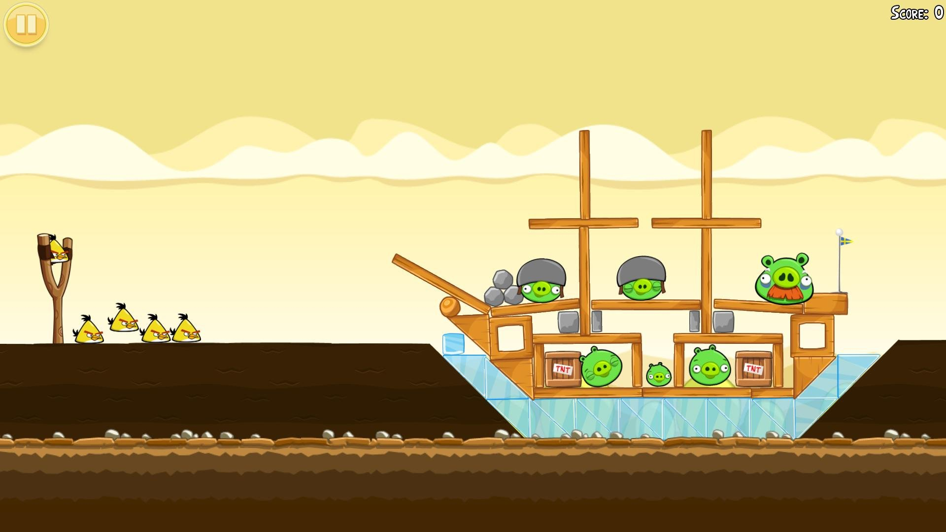 angry birds level 5 Popular Mobile Apps With Disturbing Implications
