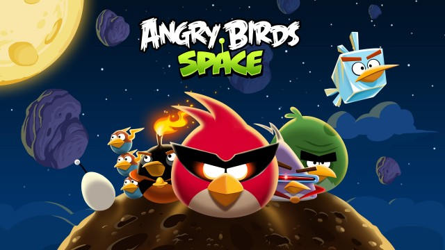 Angry Birds Space Blasts Off With Official Trailer, Imminent Release