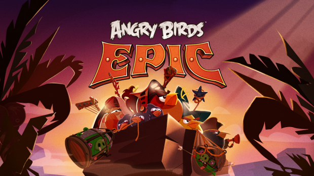 Angry Birds Epic Is An iOS Turn-Based RPG, Beginning Release Rollout