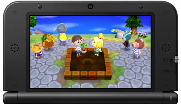 Animal Crossing: New Leaf Heads West This June