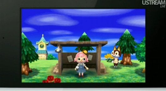 Japan Will Receive A 3DS Version Of Animal Crossing This Fall