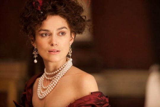 First Trailer And Poster For Joe Wright's Anna Karenina