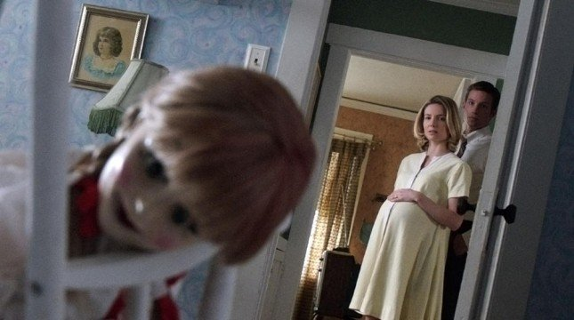 First Image From The Conjuring Spinoff Annabelle