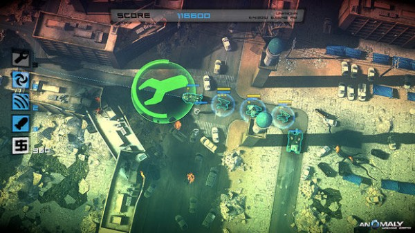 Anomaly: Warzone Earth Invading North American PSN September 11