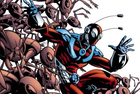 Edgar Wright Says Ant-Man Script Is Done