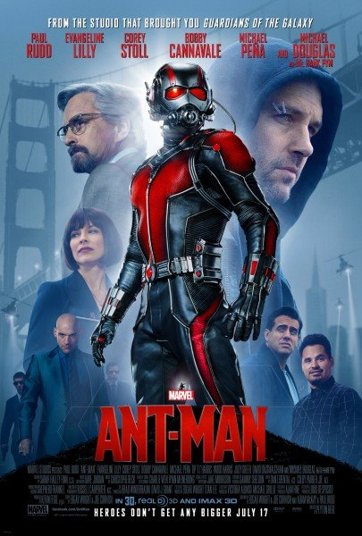 Ant-Man Gets A Generic Marvel Poster