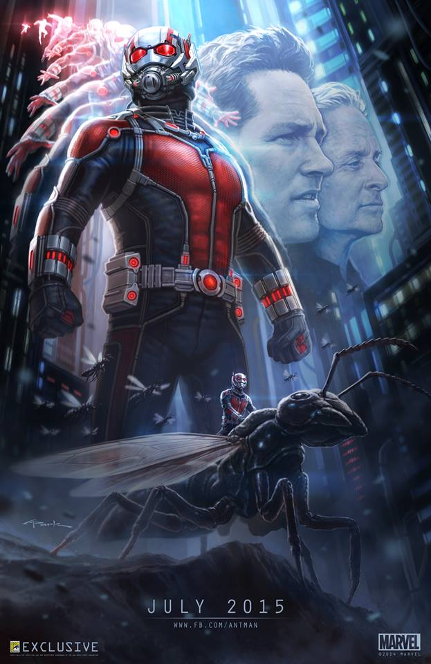 Official Synopsis Arrives For Marvel's Ant-Man